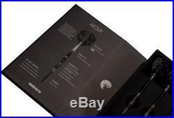 Unicorn Darts Gary Anderson Noir 90% Tungsten Black Titanium Steel Tip Set