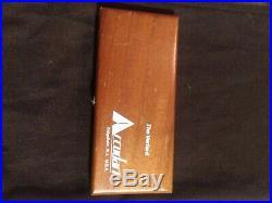 Vintage Rare Accudart the Varient Steel Tip Darts Complete Set