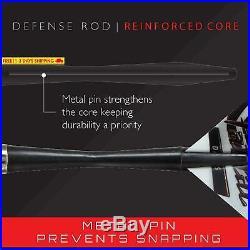 Viper Defender Iii Backboard & Sisal/Bristle Steel Tip Dartboard Bundle