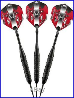 Viper Hudson Sisal/Bristle Steel Tip Dartboard Cabinet with Darts