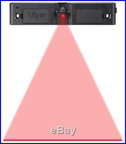 Viper Vault Sisal/Bristle Steel Tip Dartboard & Cabinet Bundle
