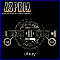 WINMAU ASPRIA 95 / 85% Tungsten DUAL CORE 23 Gram Steel Tip Darts 1410.23