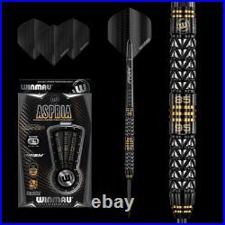 WINMAU ASPRIA 95 / 85% Tungsten DUAL CORE 24 Gram Steel Tip Darts 1409.24