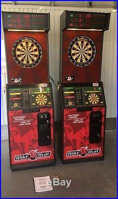 Wild Bull Steel Tip Arcade Electronic Arcade Pub Dart Boards
