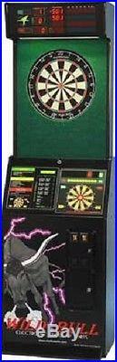 Wild Bull Steel Tip Arcade Electronic Pub Dart Board