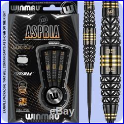 Winmau Aspria Darts Steel Tip Tungsten Dual Density Dual Core Bomb Style