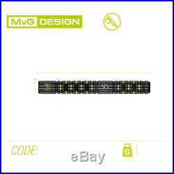 Winmau MVG Design Adrenalin 24g Steel Tip Darts