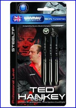 Winmau Ted Hankey World Champion Series Professional Level Steel Tip Darts 23