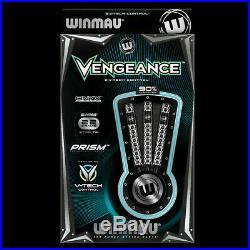 Winmau Vengeance 22g Steel Tip Darts