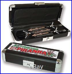 Xtreme Piranha 93% Tungsten Steel Tip Darts 25 Grams 11220