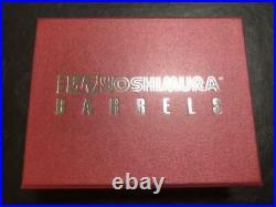 Yoshimura Barrels Spark type2 2BA 45.0mm 6.5mm 19g 95% tungsten Torpedo